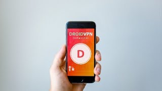 DroidVPN Settings 2015 to access the NET