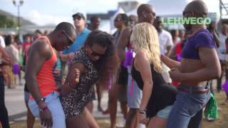 Double Up Breakfast fete review, Trinidad carnival 2014 thumbnail