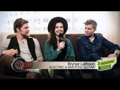 Of Monsters and Men: 'My Head Is An Animal' - Buzzine Music Interview (Excerpt)