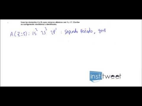 Ejercicio tabla periodica grupo y periodo youtube ejercicio tabla periodica grupo y periodo urtaz Choice Image