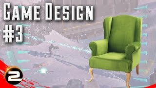 Armchair Game Design #3 - Faction Diversity - PlanetSide 2 Gameplay