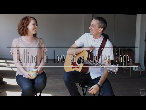 Falling In Love At A Coffee Shop (Landon Pigg) | Cover by The Blend