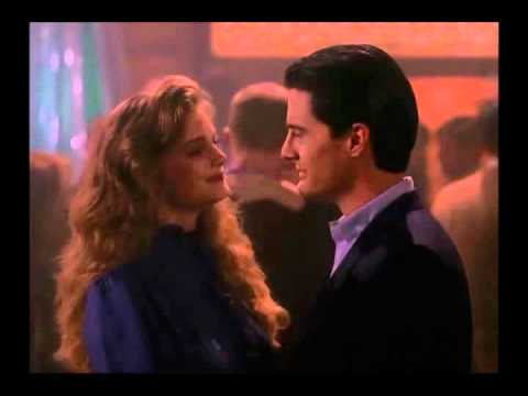 Annie and Cooper dancing in Twin Peaks