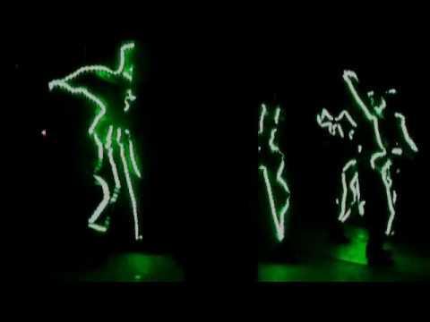 DANCE LED LIGHT SHOW ESPECT-ARTE  sc 1 st  YouTube & DANCE LED LIGHT SHOW ESPECT-ARTE - YouTube azcodes.com