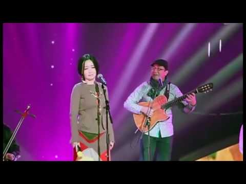 Уйгурские клипы Девушка монголка поет уйгурскую песню Яр яр