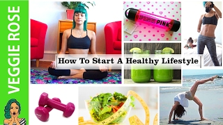 Here's how you can start a healthy lifestyle. lots of tip and tricks on easy make it happen. be inside out. to li...