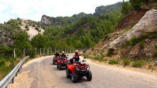 Распродажа в Турции Сиде Грин каньон Торговый центр в Анталии Отдых в Турции сегодня