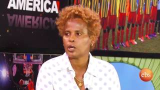 EBS Sport : Interview with Coach Meseret Mane