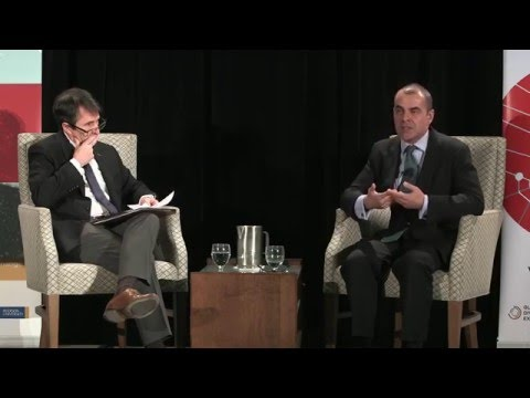 2016 Global Diversity Exchange Annual Lecture - Q&A