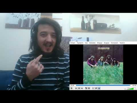 Ten Years After - I'd Love To Change The World / First Time Hearing ( REACTION )