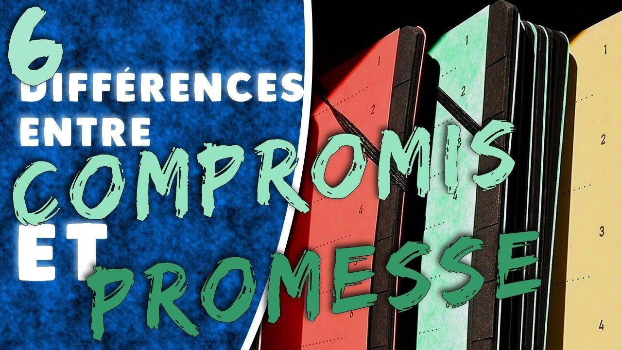 Compromis De Vente Ou Promesse De Vente La Difference