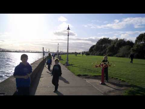 Clontarf Unites Against Sea Wall