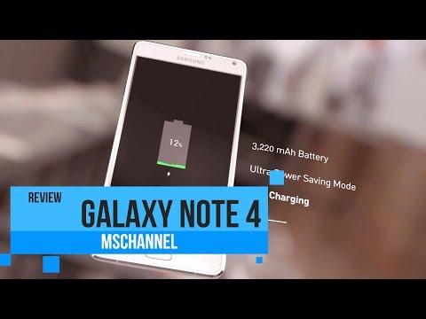 MSmobile - Ưu và nhược điểm của Samsung Galaxy Note 4