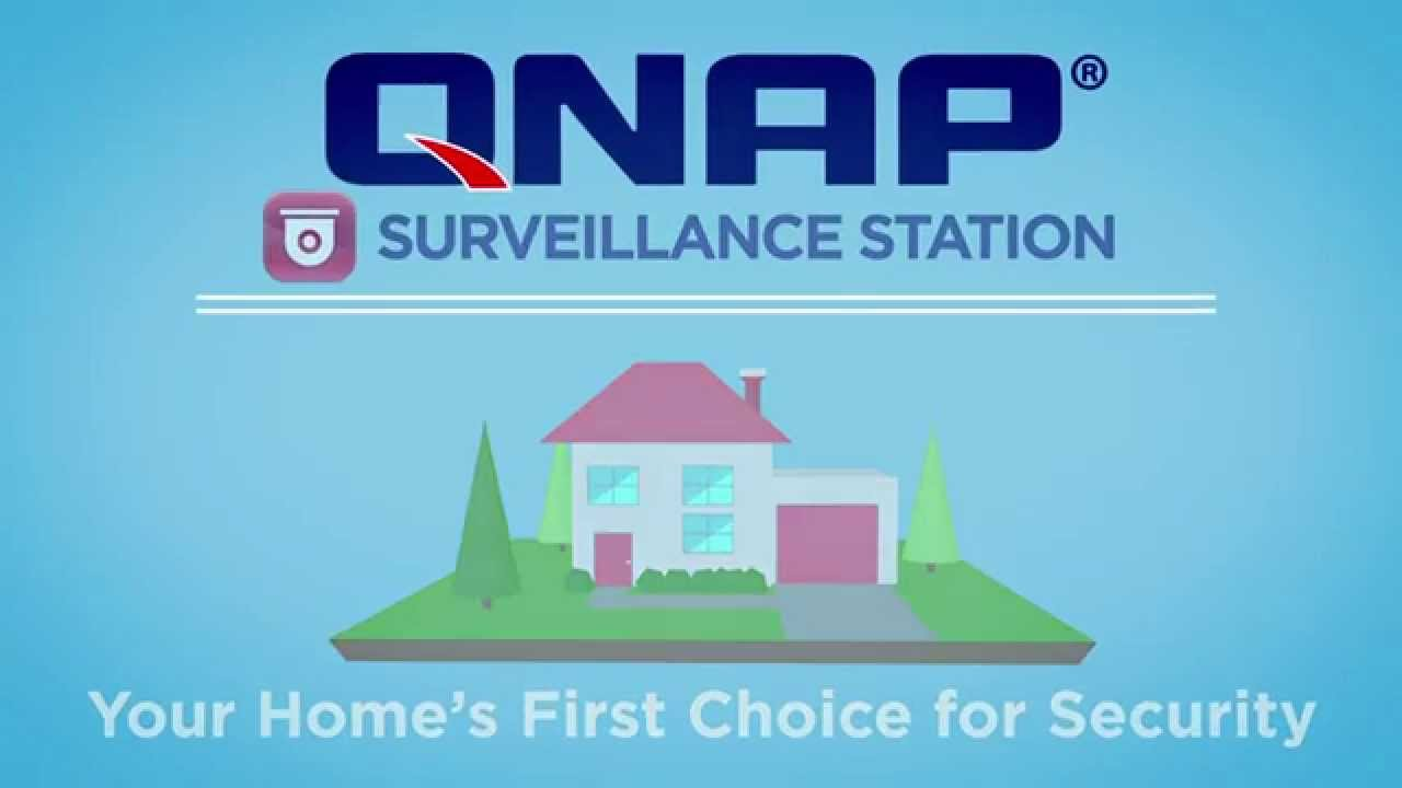 QNAP Surveillance Station - turn your Turbo NAS into a professional Network  Video Recorder (NVR)