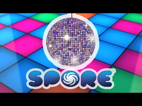 Tribal Dance Party!- Let's Play Spore Ep.15