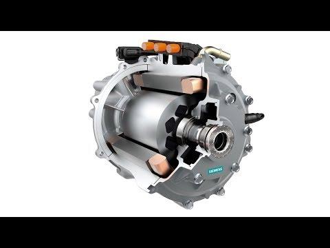 How AC Motors Work - Electric Cars