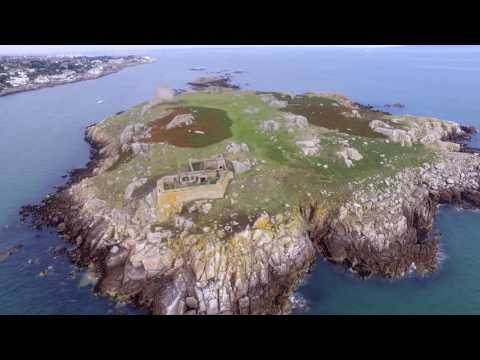 Dalkey Island, Dublin, Ireland - Shot with DJI Phantom 3