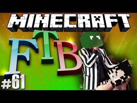 Minecraft Feed The Beast #61 - Twerkin' like Miley Cyrus