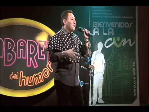 Humor Channel - Cabaret del Humor - Michael Delano