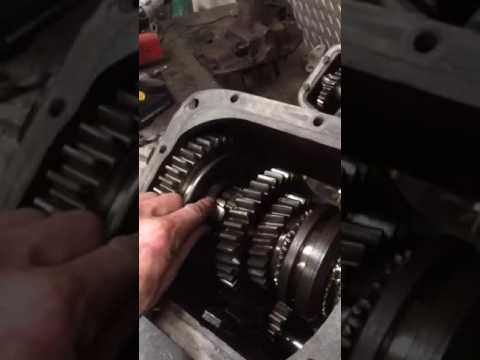 Sm420 transmission