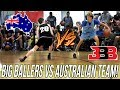 LaMelo Ball 51 Points VS ELITE AUSTRALIAN Team! Fundamental Team is BBB KRYPTONITE +LAVAR LOST VOICE