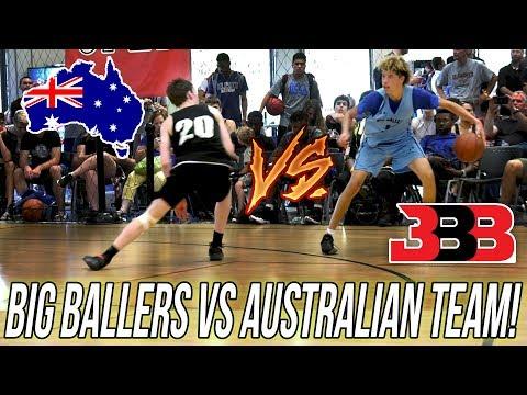 LaMelo Ball 51 Points VS ELITE AUSTRALIAN Team! Fundamental Team is BBB KRYPTONITE +LAVAR LOST VOICE