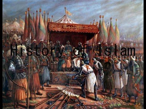 history of Islam religion - Rise & Fall of Islamic Empire  (632 - 1920)