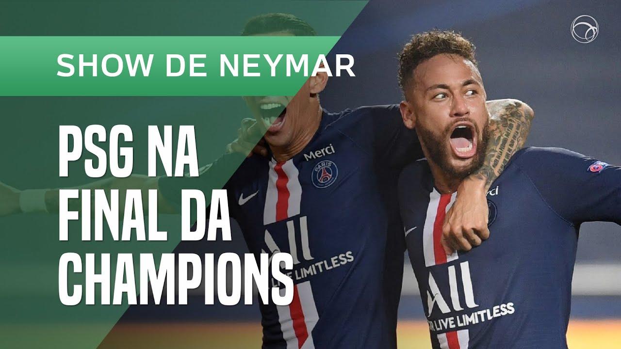PSG está na final da Liga dos Campeões
