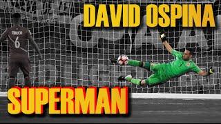 DAVID OSPINA || Las mejores atajadas en el centenario || Goalkeeper saves 2016