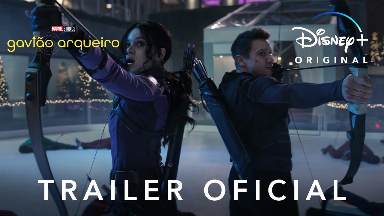 Download Gavião Arqueiro   Marvel Studios   Trailer Oficial Dublado   Disney+