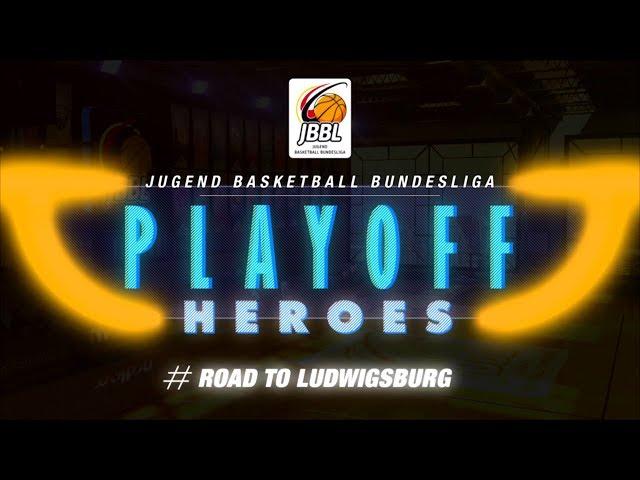 JBBL Playoff Heroes - Runde 1, Spieltag 1