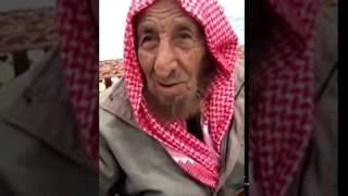 بالفيديو.. مسن تجاوز عمره 100 عام يختم القرآن الكريم كل ثلاثة أيام