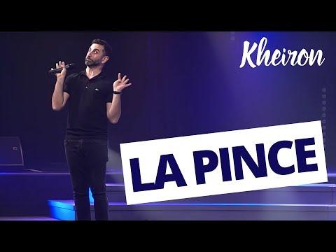 La pince - 60 minutes avec Kheiron