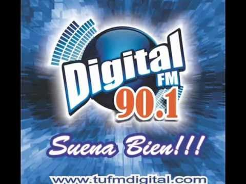 "DIGITAL FM 90.1 "" SUENA BIEN """