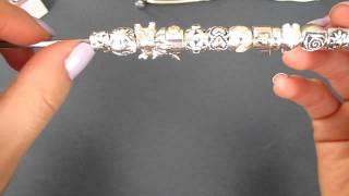 organizing your pandora bracelet