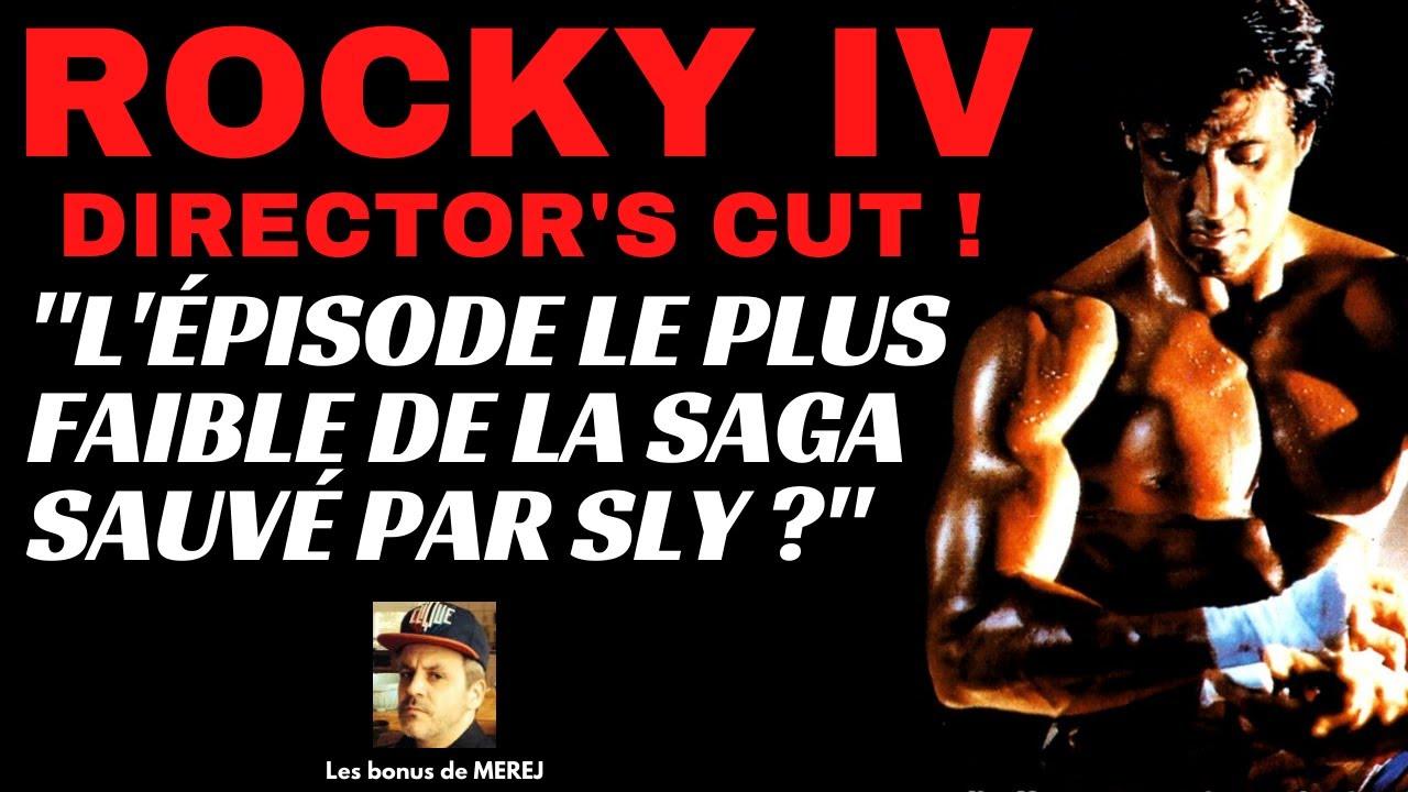 ROCKY 4 DIRECTOR'S CUT : Stallone veut réhabiliter son film ! - YouTube