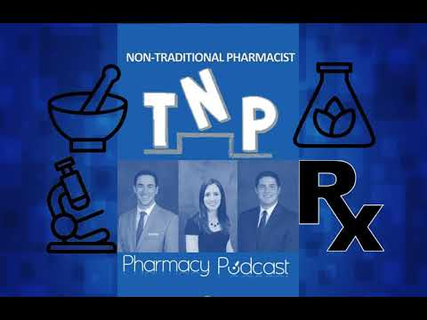 The Nontraditional Pharmacist joins the Pharmacy Podcast Network - PPN Episode 534