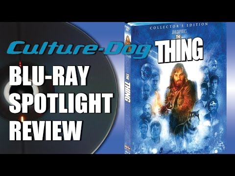 Blu-Ray Review: The Thing (1982) [Scream Factory Collector's Edition]