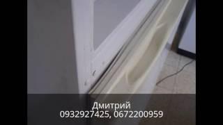 Ремонт Холодильников. Замена уплотнительной резины двери. Киев(Внимательно ознакомтесь с обьявлением! Меняем ТОЛЬКО ПАЗОВЫЕ УПЛОТНИТЕЛИ (которые не влеены в дверь) на..., 2016-07-28T07:53:24.000Z)