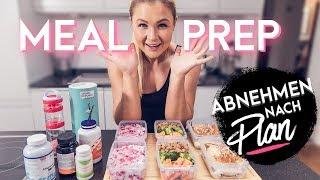 BEST Meal-Prep HACKS | Abnehmen nach Plan! ✅