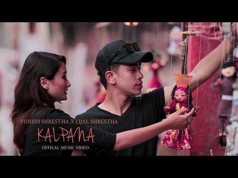 Kalpana - Yunish Shrestha X Lijal Shrestha   OFFICIAL MUSIC VIDEO