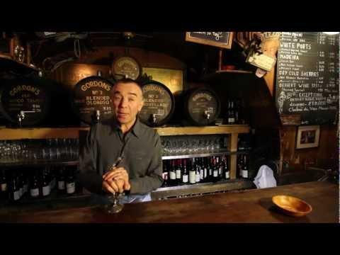London's hidden gem - Gordon's Wine Bar