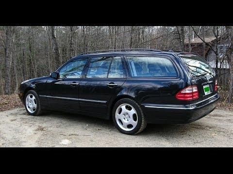 Подержанные Авто | Mercedes Benz E Сlass W210 (S210)