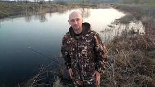 Рыбалка на реке Битюг