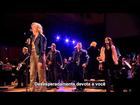 Olivia Newton John - Hopelessly devoted to you (Live HD) Legendado em PT- BR