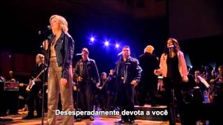 Olivia Newton John - Hopelessly devoted to you (Live HD) Legendado em PT- BR