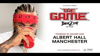 The Game Live - Born 2 Rap UK Tour - Albert Hall Manchester 2020