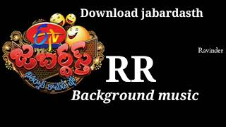 Jabardasth bgm rr music