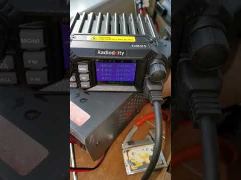 Radioddoty DB25 problem