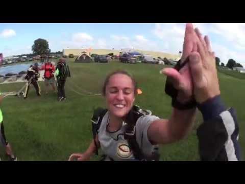Tandem Skydiving@Mid-America Sport Parachute Club  MASPC